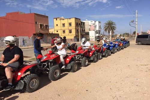Quad Biking Agadir Discovery Tour